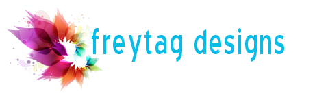 Eugene Web Design at Freytag Designs Logo